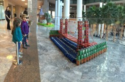 Brookfield Place, World Financial Center, Canstruction NYC